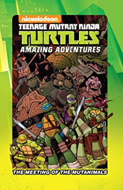Teenage Mutant Ninja Turtles: The Meeting of the Mutanimals