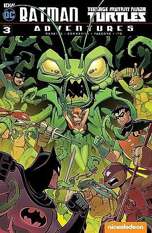 Batman/Teenage Mutant Ninja Turtles Adventures No.3