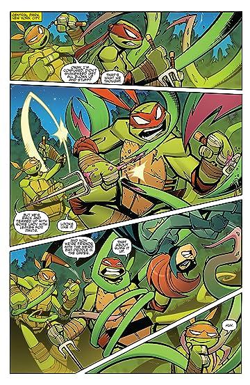 Batman/Teenage Mutant Ninja Turtles Adventures #3