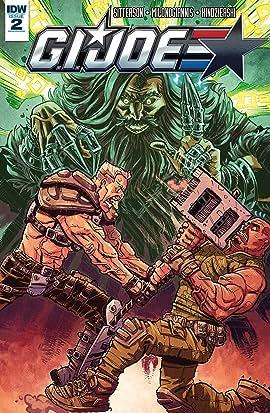 G.I. Joe (2016-2017) #2