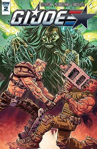 G.I. Joe (2016-2017) No.2