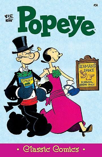 Popeye Classics #54