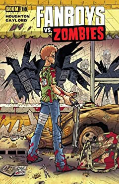 Fanboys vs. Zombies #18