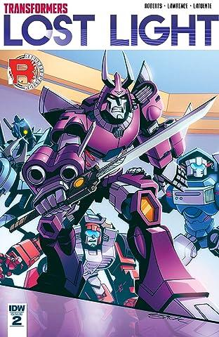 Transformers: Lost Light #2