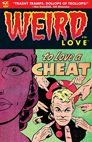 WEIRD Love No.16