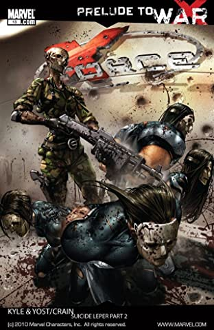 X-Force (2008-2012) #13