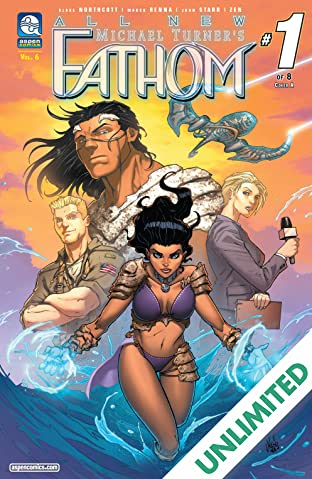 All-New Fathom Vol. 6 #1 (of 8)
