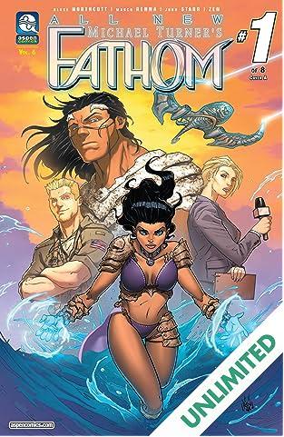 All-New Fathom Vol. 6 #1 (of 8)