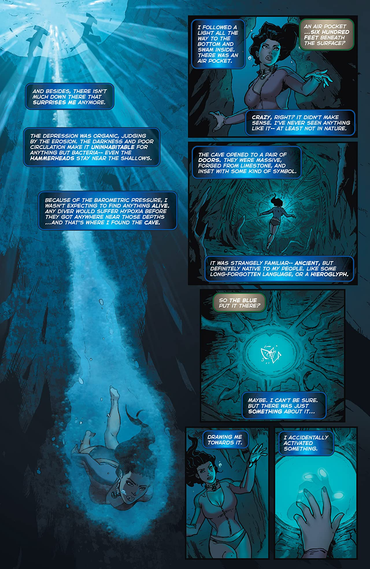 All-New Fathom Tome 6 No.1 (sur 8)