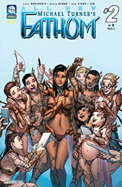 All-New Fathom Vol. 6 #2 (of 8)