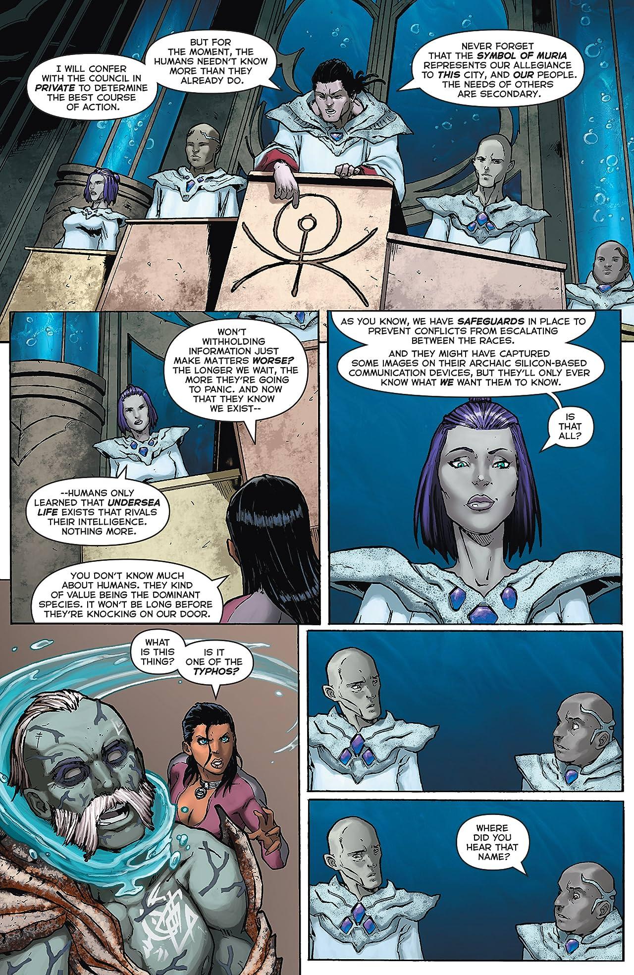 All-New Fathom Vol. 6 #2 (of 8)