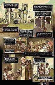 Santeria: The Goddess Kiss #3 (of 5)