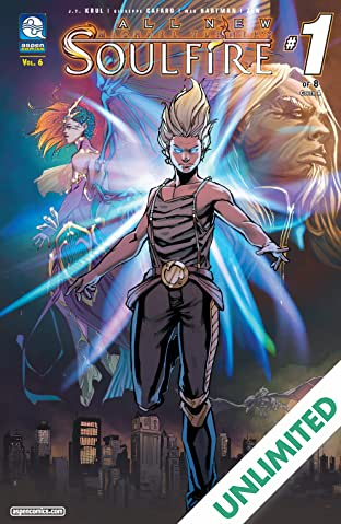 All-New Soulfire Vol. 6 #1