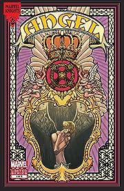 Angel: Revelations (2008) #1 (of 5)