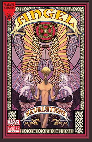 Angel: Revelations (2008) No.2 (sur 5)