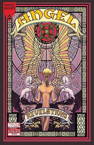 Angel: Revelations (2008) #2 (of 5)