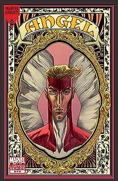 Angel: Revelations (2008) #5 (of 5)
