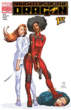 Daughters Of The Dragon (2006) #1 (of 6)