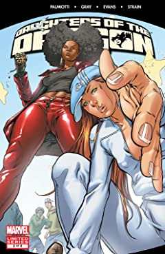 Daughters Of The Dragon (2006) #2 (of 6)