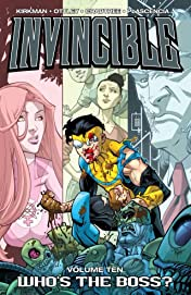 Invincible Tome 10: Who's the Boss?