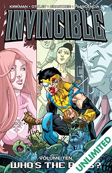 Invincible Vol. 10: Who's the Boss?