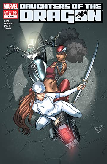 Daughters Of The Dragon (2006) #3 (of 6)