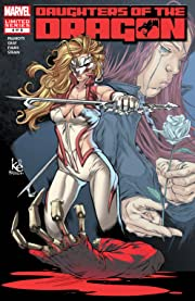 Daughters Of The Dragon (2006) #4 (of 6)