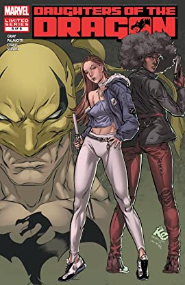 Daughters Of The Dragon (2006) #5 (of 6)