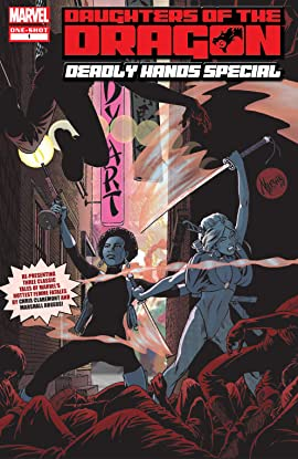 Daughters Of The Dragon: Deadly Hands Special (2005) #1