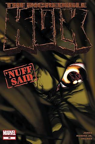 Incredible Hulk (1999-2007) #35