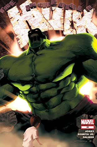 Incredible Hulk (1999-2007) #36