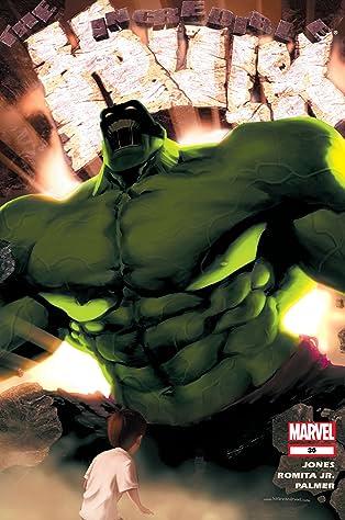 Incredible Hulk (1999-2007) #36