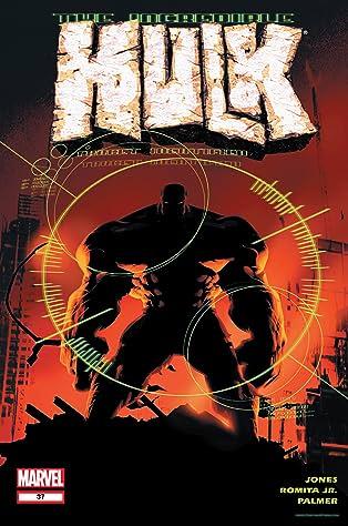 Incredible Hulk (1999-2007) #37