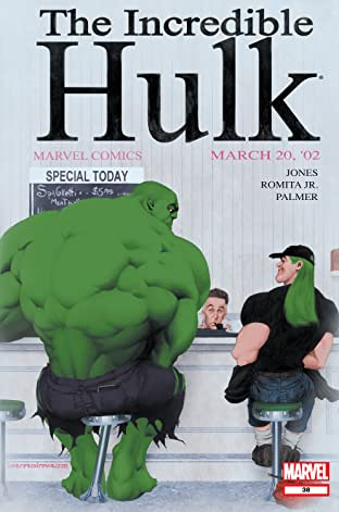 Incredible Hulk (1999-2007) #38