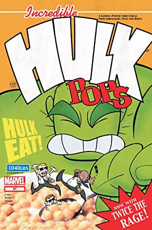Incredible Hulk (1999-2007) #41