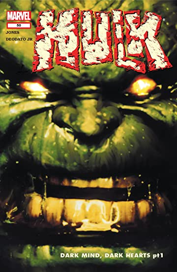 Incredible Hulk (1999-2007) #50