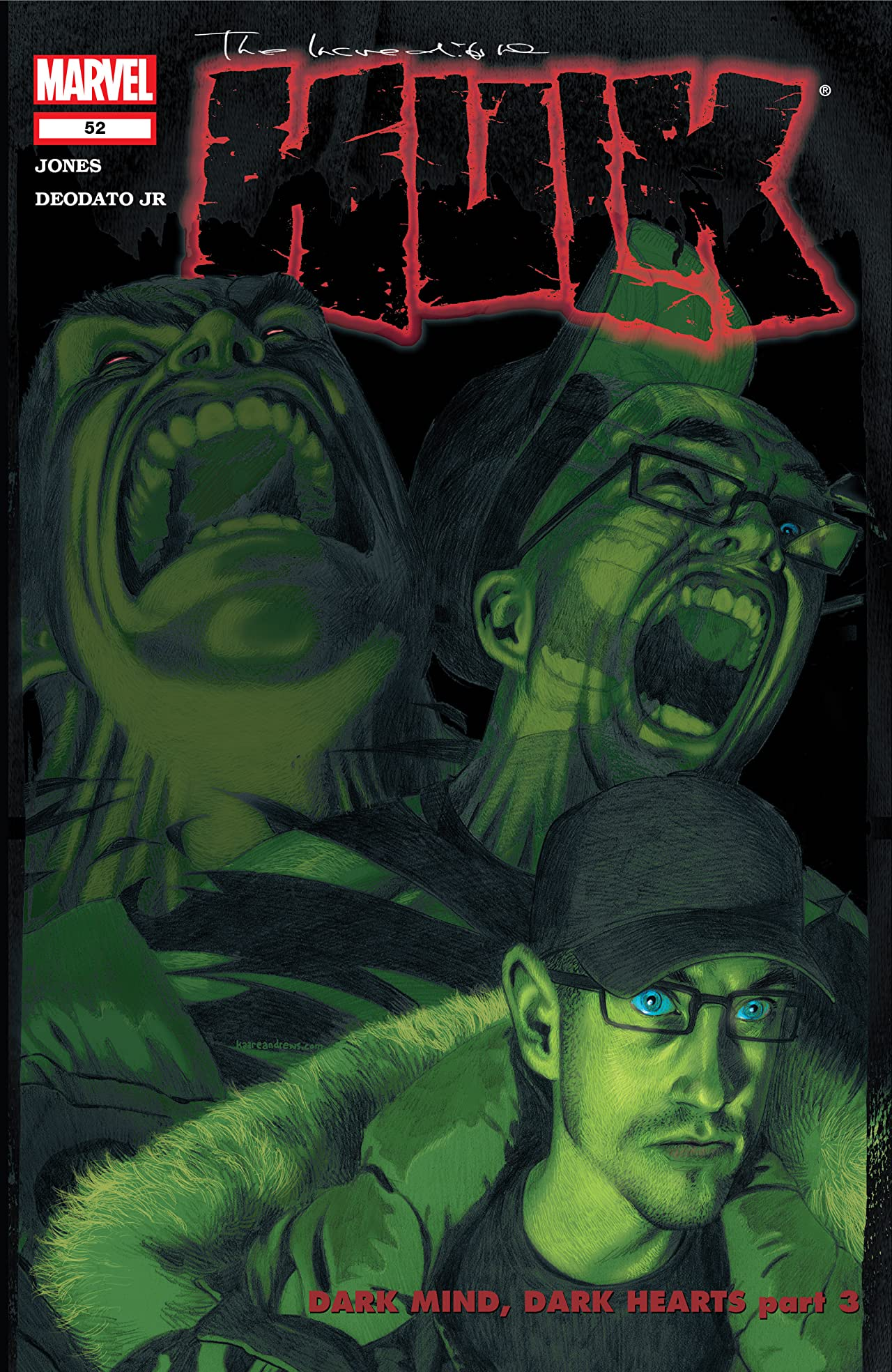 Incredible Hulk (1999-2007) #52