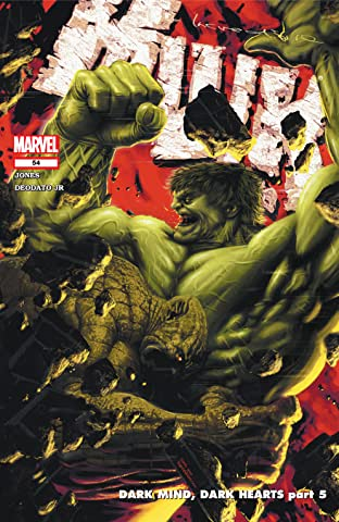Incredible Hulk (1999-2007) #54