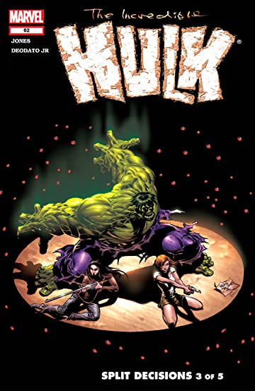 Incredible Hulk (1999-2007) #62