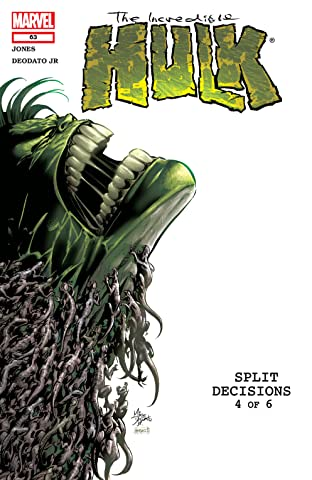 Incredible Hulk (1999-2007) #63