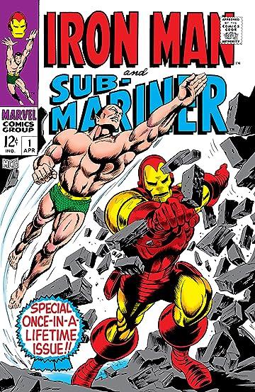 Iron Man & Sub-Mariner (1968) #1