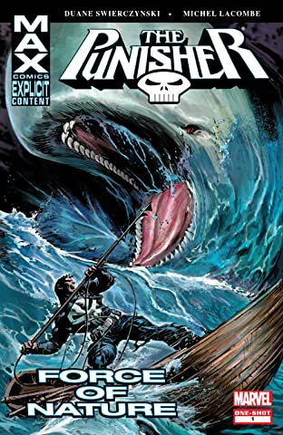 Punisher: Force of Nature (2008) No.1