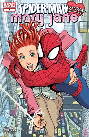 Spider-Man Loves Mary Jane (2005-2007) No.1