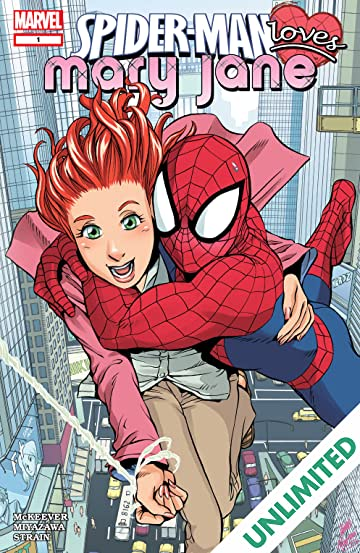 Spider-Man Loves Mary Jane (2005-2007) #1