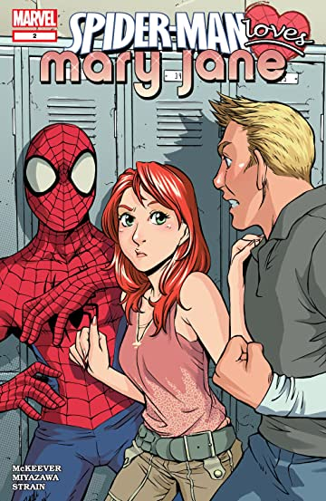 Spider-Man Loves Mary Jane (2005-2007) #2