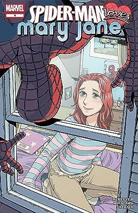Spider-Man Loves Mary Jane (2005-2007) #4