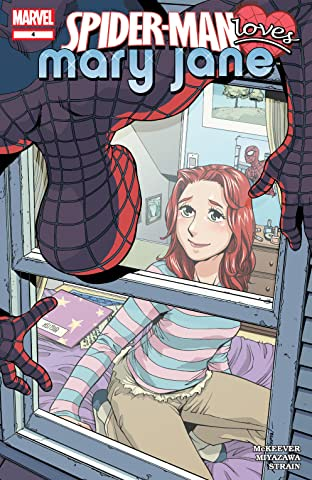 Spider-Man Loves Mary Jane (2005-2007) No.4