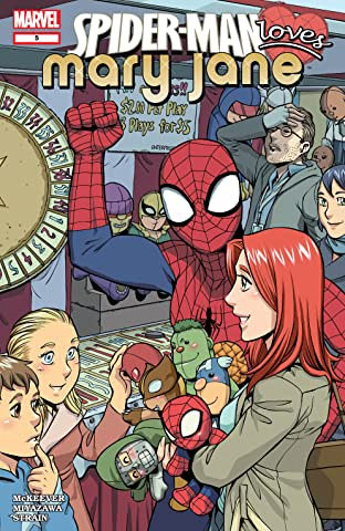 Spider-Man Loves Mary Jane (2005-2007) No.5