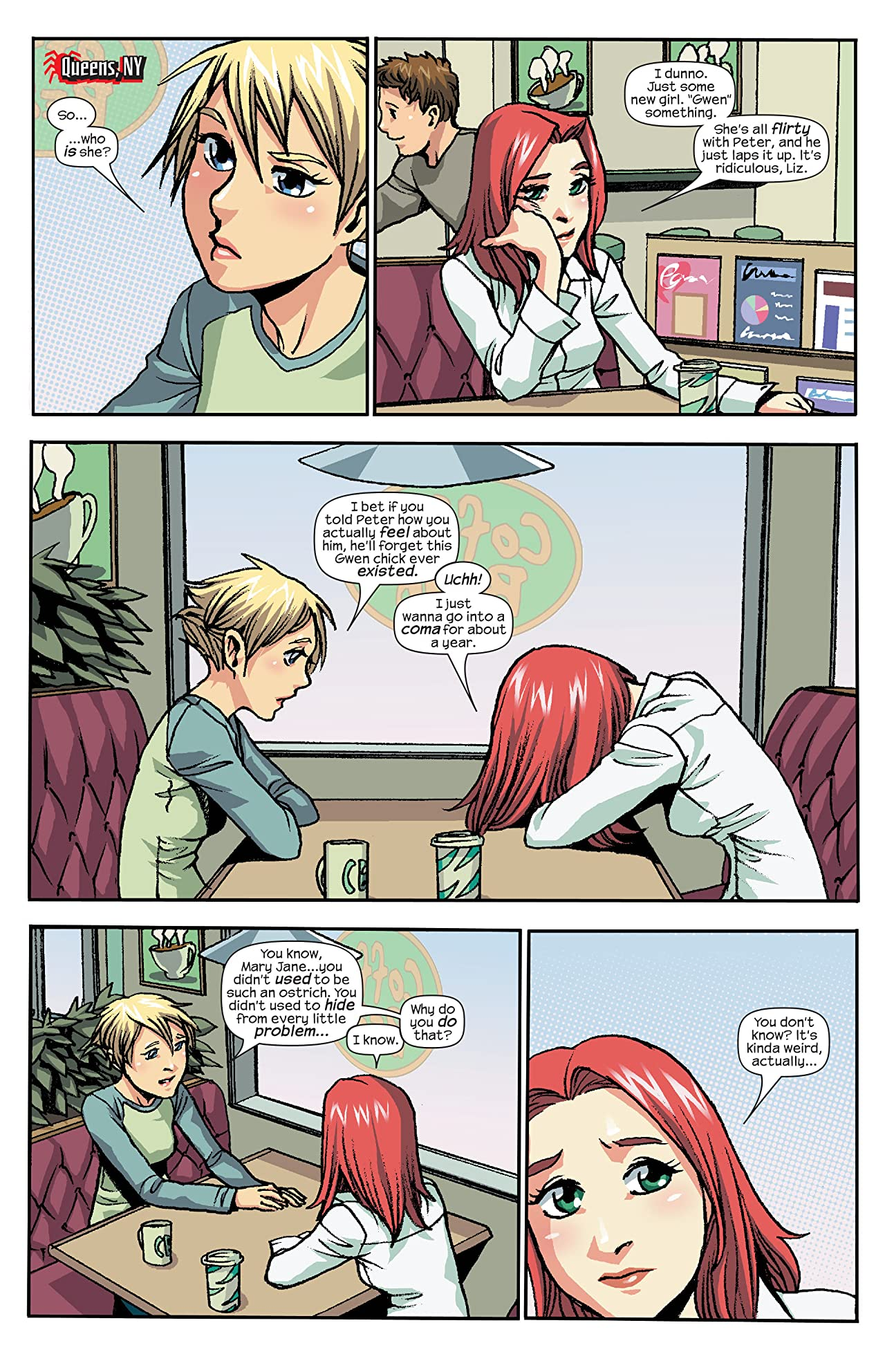 Spider-Man Loves Mary Jane (2005-2007) #6