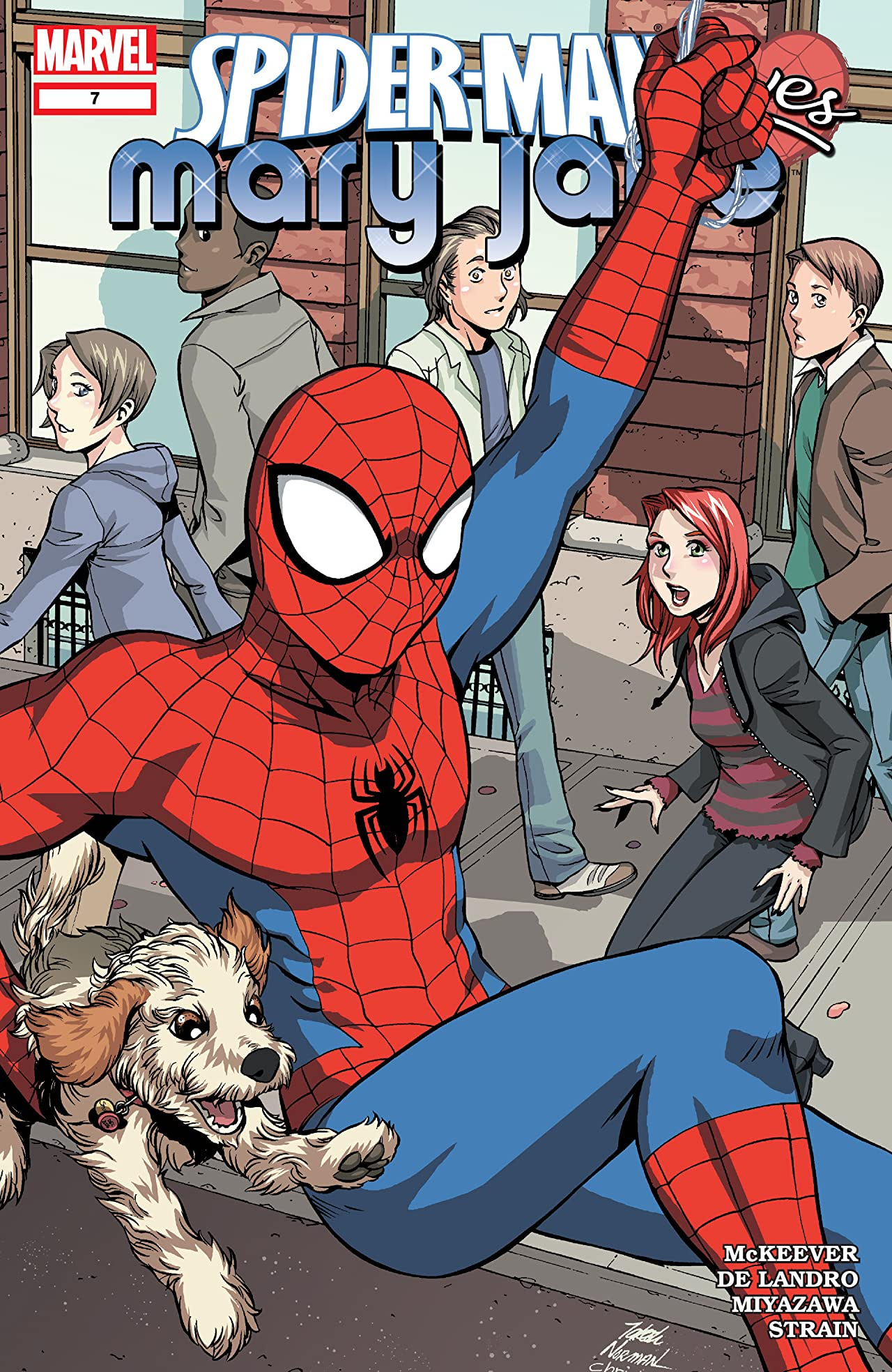 Spider-Man Loves Mary Jane (2005-2007) #7